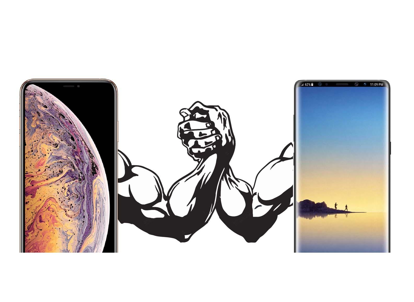iPhone repair in dubai vs samsung repair