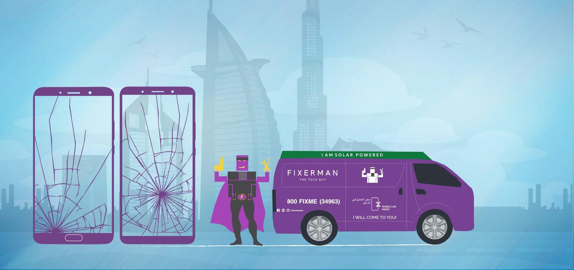 Huawei Mate 10 Repair in Dubai