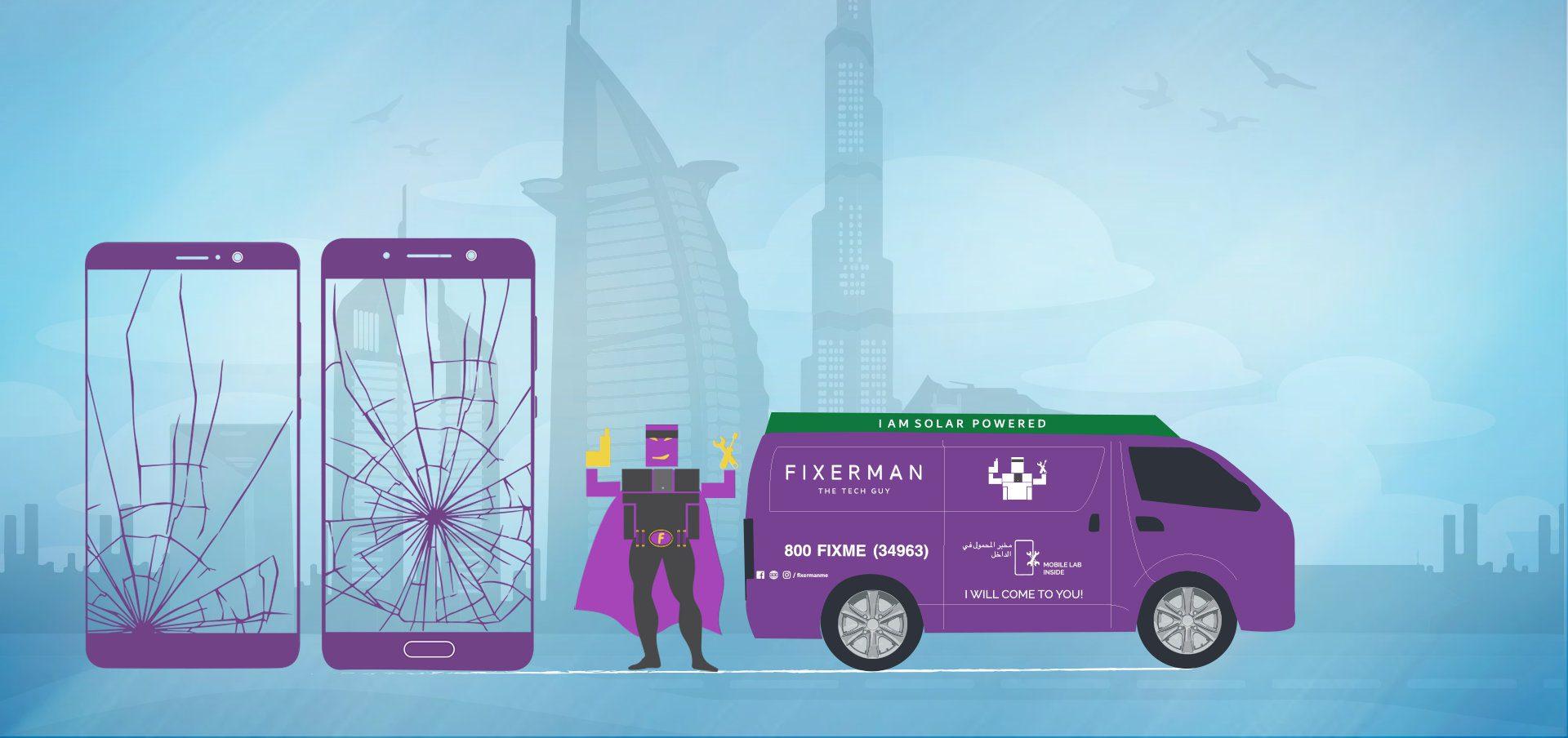 Huawei Mate 9 Repair in Dubai