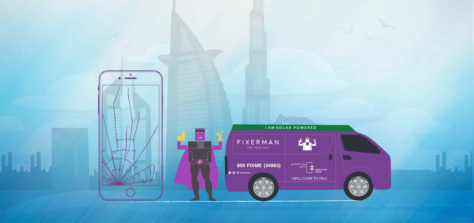iPhone 7 Plus Repair in Dubai