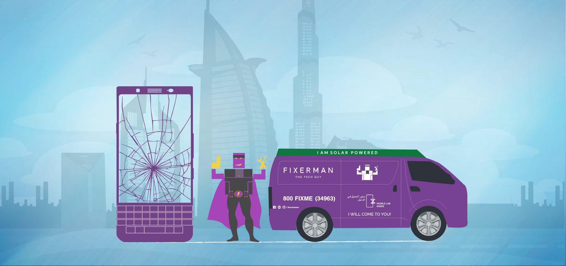 Mobile Phone repair near me in Dubai