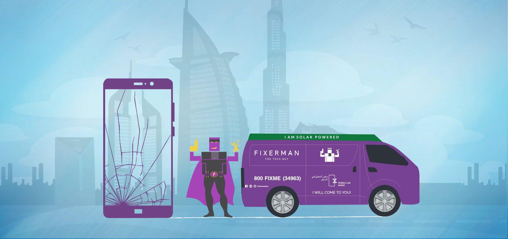 Best mobile repair in Dubai