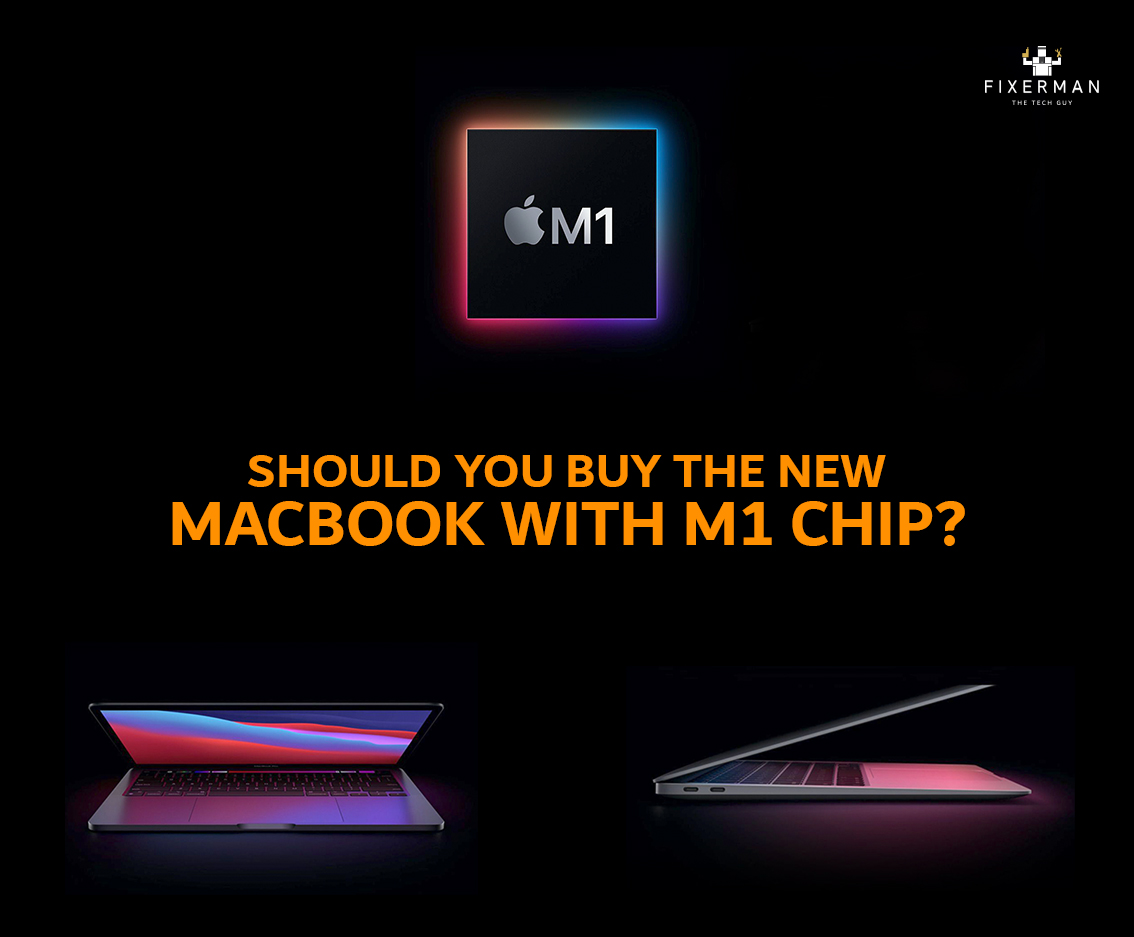 Macbook M1 Chip
